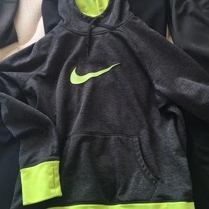 Nike scuba hooded sweatshirt